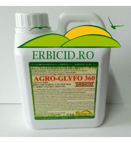 Erbicid Total Agro-Glyfo