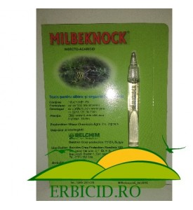 MILBEKNOCK (insecto-acaricid)