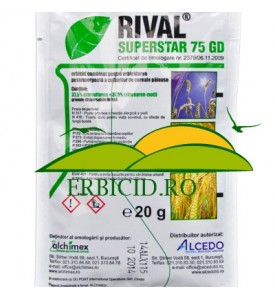 RIVAL SUPER STAR 75 GD -erbicid grau